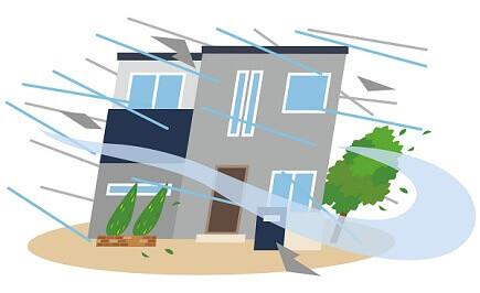 雨や風で給湯器にエラーコード 111