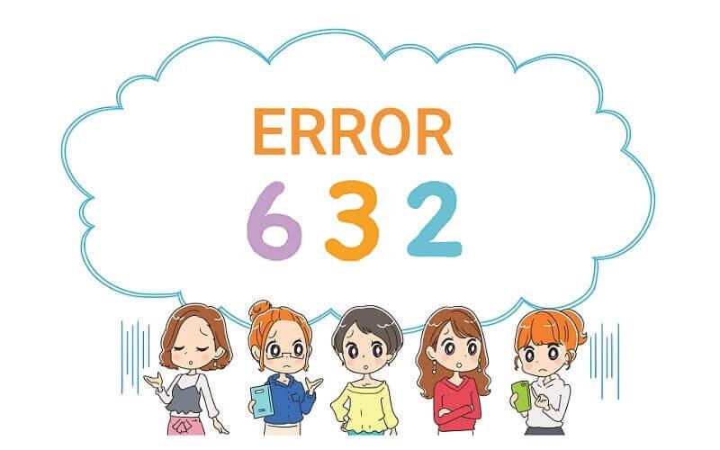 エラー,632【ノーリツ,リンナイ】