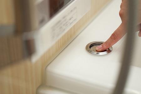 エラー032|排水栓の閉め忘れ