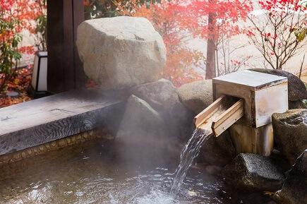 温泉,お湯