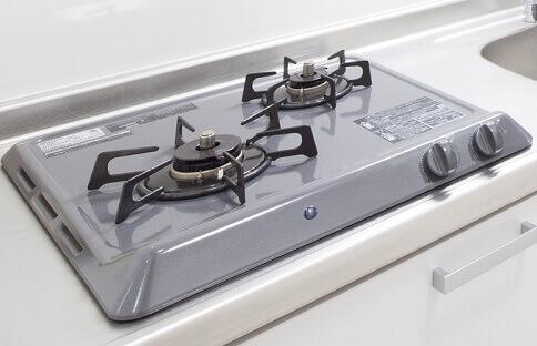 マンション ガスコンロ 電池交換