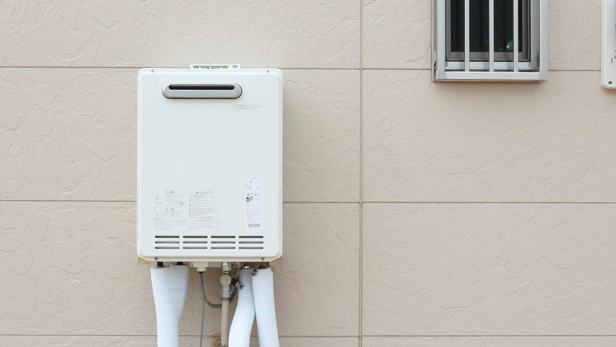 ガス給湯器のリモコン エラーコード 161