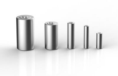 ガスコンロの電池の種類と本数