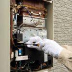 給湯器の電装ユニット