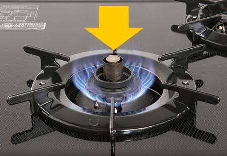 温度センサー(ガスコンロ)