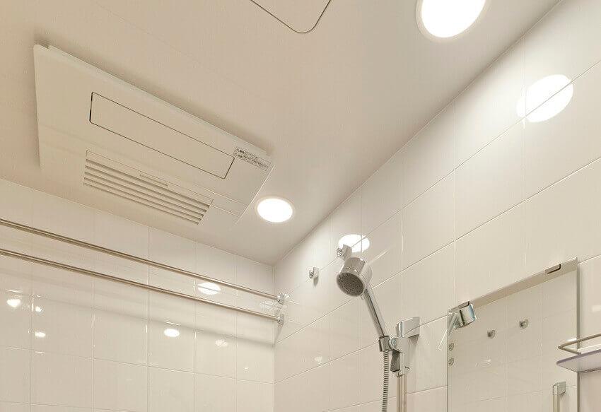 お風呂,浴室暖房乾燥機