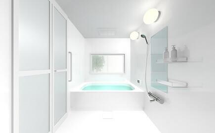 浴室、お風呂