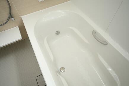 浴槽と循環アダプター