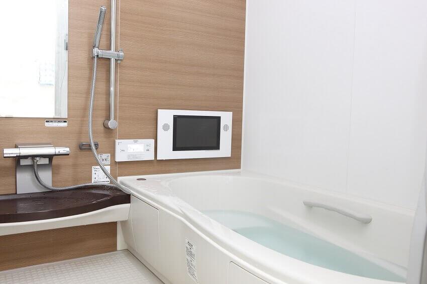 リンナイの浴室テレビ