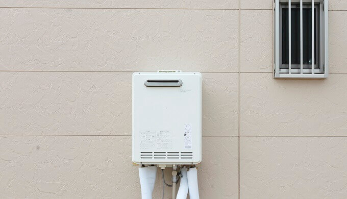 【エラーコード 651】給湯器の水量サーボのエラー【651点滅】