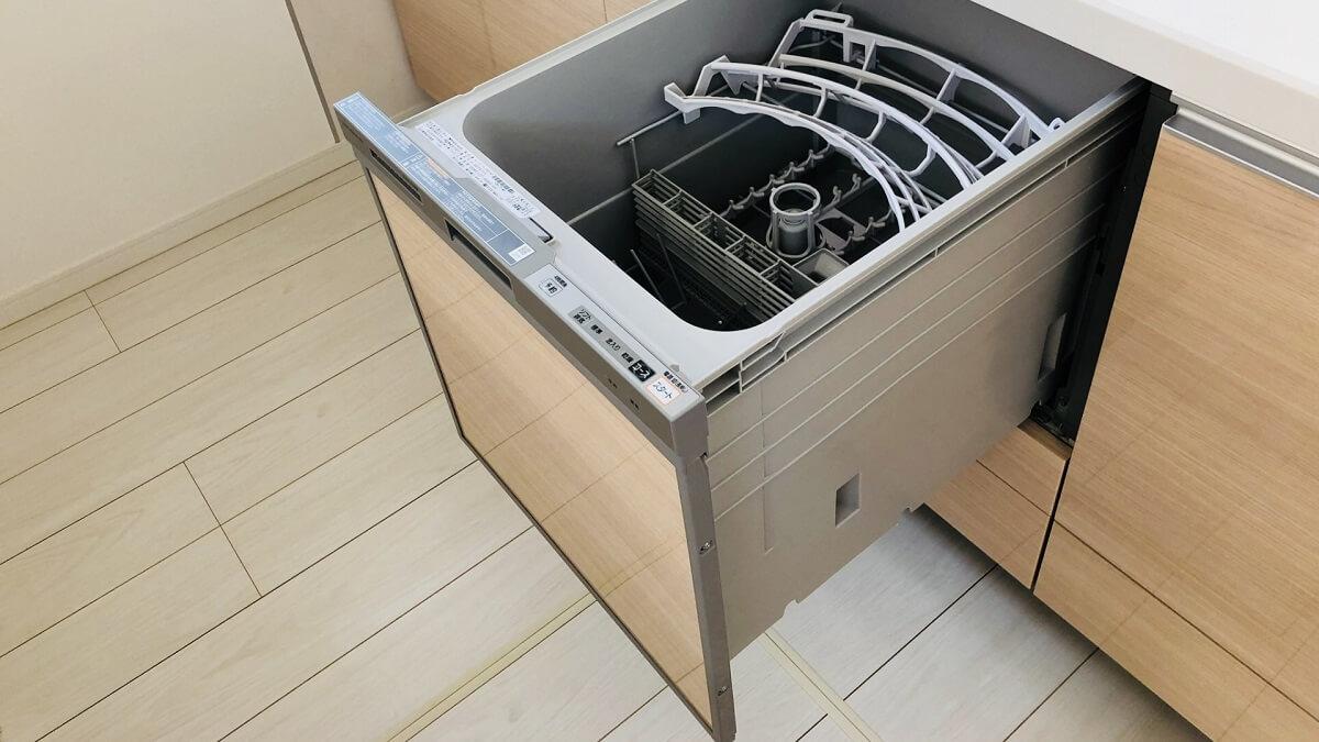 エラーリセット|食洗機