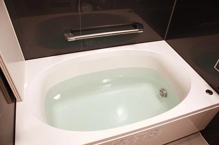 お風呂,追い焚きできない