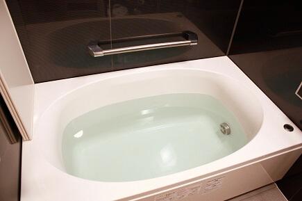 自動お湯はり,浴槽