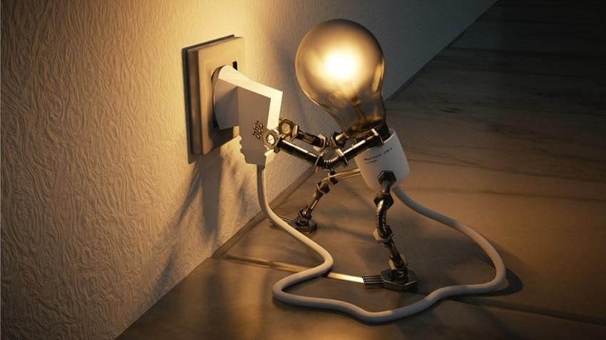 電気がつかないときの原因と対処方法