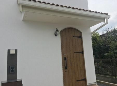 玄関ドア|隙間対策
