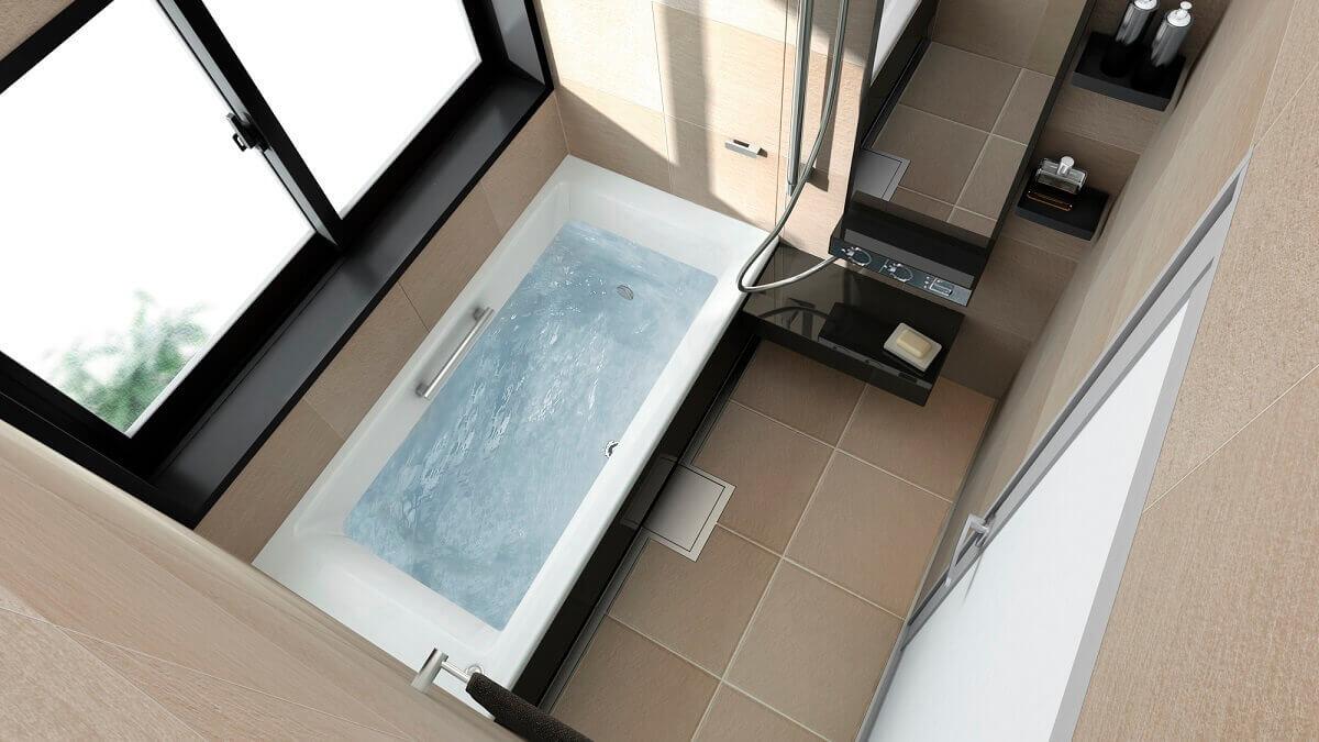 お風呂の追い焚きとは|給湯器の仕組み